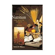 Nutrition for Health, Fitness and Sport,9780697295101