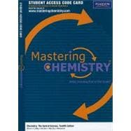MasteringChemistry� Student Access Code Card for Chemistry: The Central Science