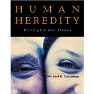 Human Heredity: Principles and Issues (Book with Infotrac),9780534495114