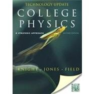 College Physics A Strategic Approach Technology Update Plus MasteringPhysics with eText -- Access Card Package