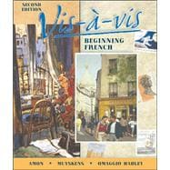 Vis-a-Vis : Beginning French,9780073655123