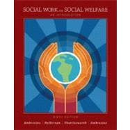 Social Work and Social Welfare : An Introduction,9780495095125
