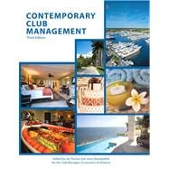 Contemporary Club Management with Answer Sheet (EI),9780133255126