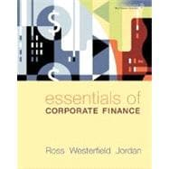 Essentials of Corporate Finance,9780073405131