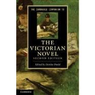 The Cambridge Companion to the Victorian Novel,9781107005136