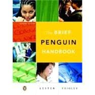 Brief Penguin Handbook, The (with Essential Study Card for Grammar and Documentation),9780321465146