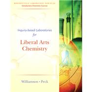 Inquiry-Based Laboratories For Liberal Arts Chemistry