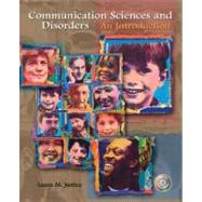 Communication Sciences and Disorders : An Introduction,9780131135185