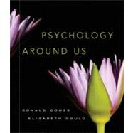 Psychology Around Us,9780471385196