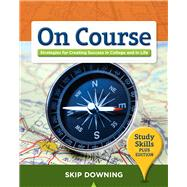 On Course, Study Skills Plus Edition,9781439085226