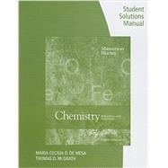 Student Solutions Manual for Masterton/Hurley�s Chemistry: Principles and Reactions, 8th