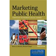 Marketing Public Health, 9781449645236