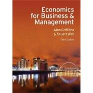 Economics for Business and Management, 9780273735243  
