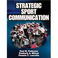 Strategic Sport Communication,9780736065245