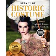 Survey of Historic Costume Bundle Book + Studio Access Card