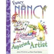 Fancy Nancy: Aspiring Artist,9780061915260