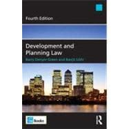 Development and Planning Law,9780728205260