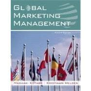 Global Marketing Management, 4th Edition,9780471755272