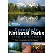 National Geographic Complete National Parks of the United St..., 9781426205279  