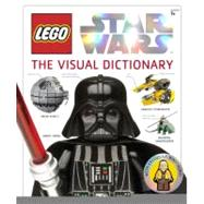 LEGO Star Wars : The Visual Dictionary,9780756655297