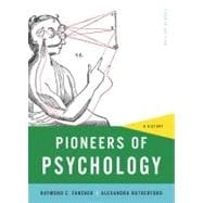 Pioneers of Psychology : A History,9780393935301