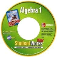 Algebra 1, StudentWorks Plus CD-ROM