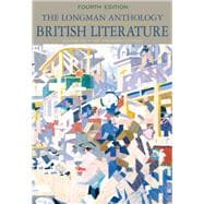 The Longman Anthology of British Literature, Volume 2C The Twentieth Century and Beyond,9780205655311