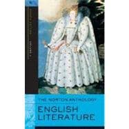 Norton Anthology of English Literature : The Middle Ages Through the Restoration and the Eighteenth Century