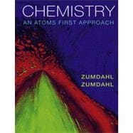Chemistry : An Atoms First Approach,9780840065322