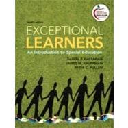Exceptional Learners An Introduction to Special Education Plus NEW MyEducationLab with Pearson eText -- Access Card Package