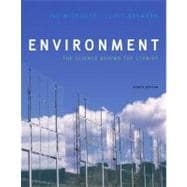 Environment : The Science Behind the Stories,9780321715340