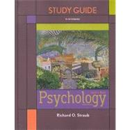 Study Guide for Psychology,9781429225342
