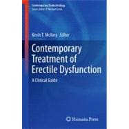 Contemporary Treatment of Erectile Dysfunction : A Clinical ..., 9781603275354  