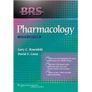 BRS Pharmacology,9781451175356