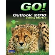 GO! with Microsoft Outlook 2010 Getting Started,9780137025367