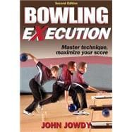 Bowling Execution - 2nd Edition,9780736075381