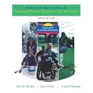 Principles and Methods of Adapted Physical Education and Recreation with Activities Booklet & PowerWeb Bind-in Card