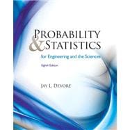 Student Solutions Manual for Devore's Probability and Statis..., 9780840065391  