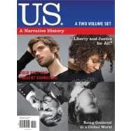 US: A Narrative History, Two-Volume Set,9780077315399