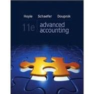 Advanced Accounting, 9780078025402