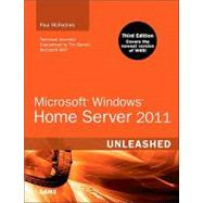 Microsoft Windows Home Server 2011 Unleashed,9780672335402