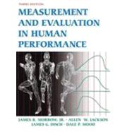Measurement and Evaluation in Human Performance-3rd Edition w/ Web Study Guide