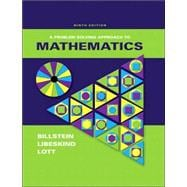 Problem Solving Approach to Mathematics, A (Recover),9780321375414