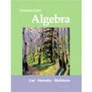 Intermediate Algebra,9780321715418