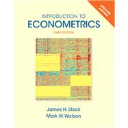 Introduction to Econometrics, Update Plus NEW MyEconLab with Pearson eText -- Access Card Package,9780133595420