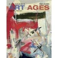 Gardner's Art through the Ages : A Global History (with Arts CourseMate with eBook Online Digital Image Printed Access Card)