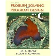 Problem Solving and Program Design in C,9780321535429