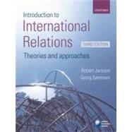 Introduction to International Relations : Theories and Approaches,9780199285433