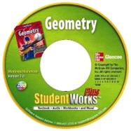 Geometry, StudentWorks Plus DVD,9780078915437