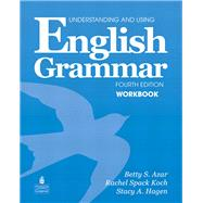 Understanding and Using English Grammar Workbook